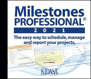 Milestones Professional 2021